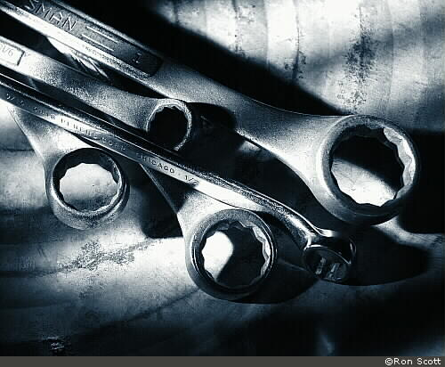Box Wrenches ©Ron Scott