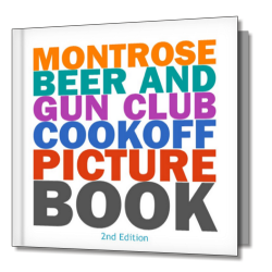 MBGC Cookoff Picture Book - 2nd Edition