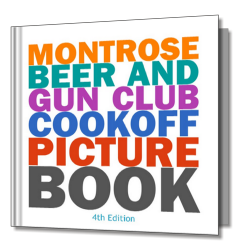 MBGC Cookoff Picture Book - 3rdt Edition