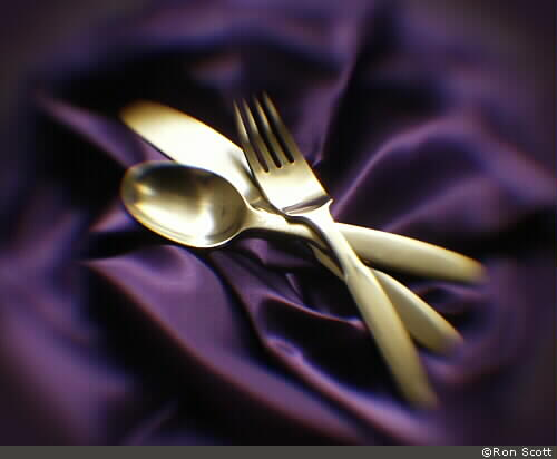 Silverware ©Ron Scott