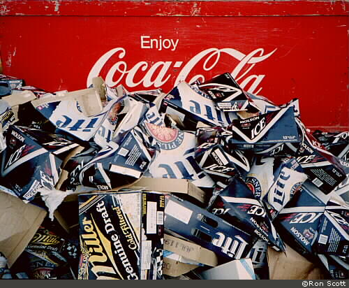 Beer Cola ©Ron Scott
