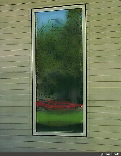 Menil Window ©Ron Scott